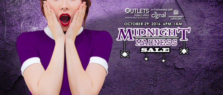 The Outlets At Pueblo Verde Midnight Madness