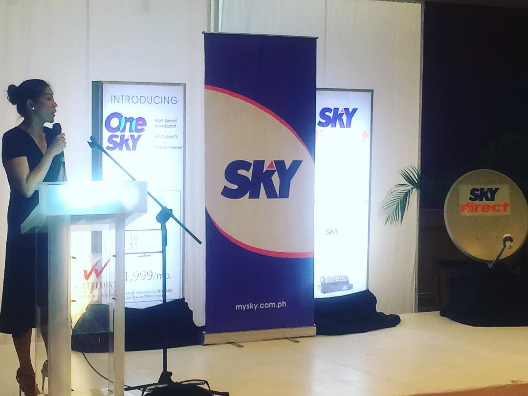 Sky launches SKYDirect in Cebu!