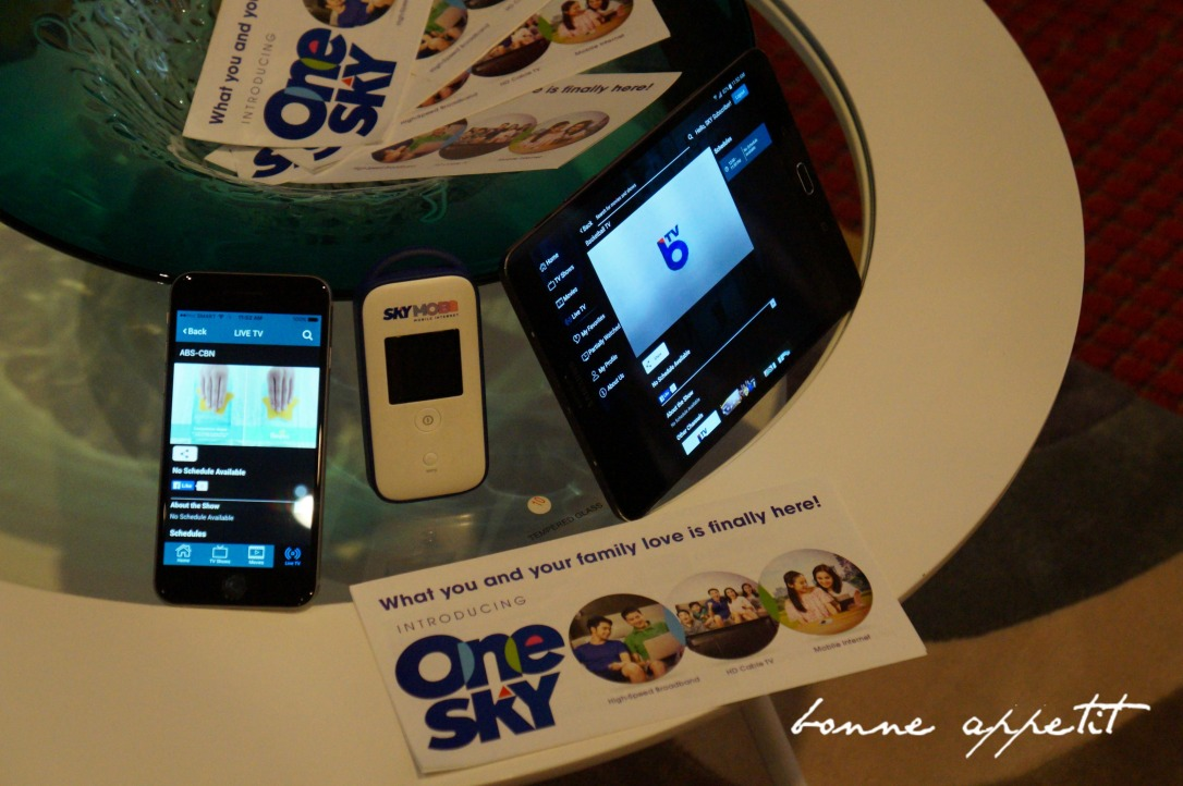 One Sky is now in Cebu!