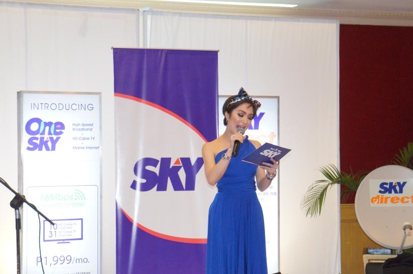 KitKat graces Sky's #OneSky and #SkyDirect launch in Cebu
