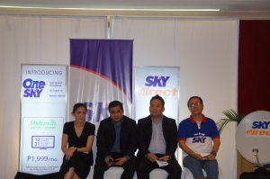 OneSky and SkyDirect now in Cebu