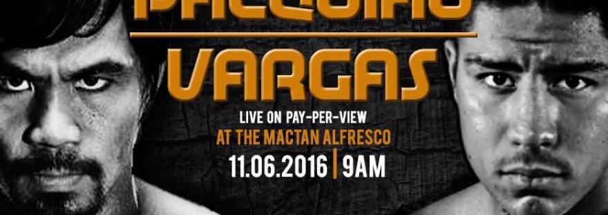 Pacquiao Vargas Mactan Alfresco