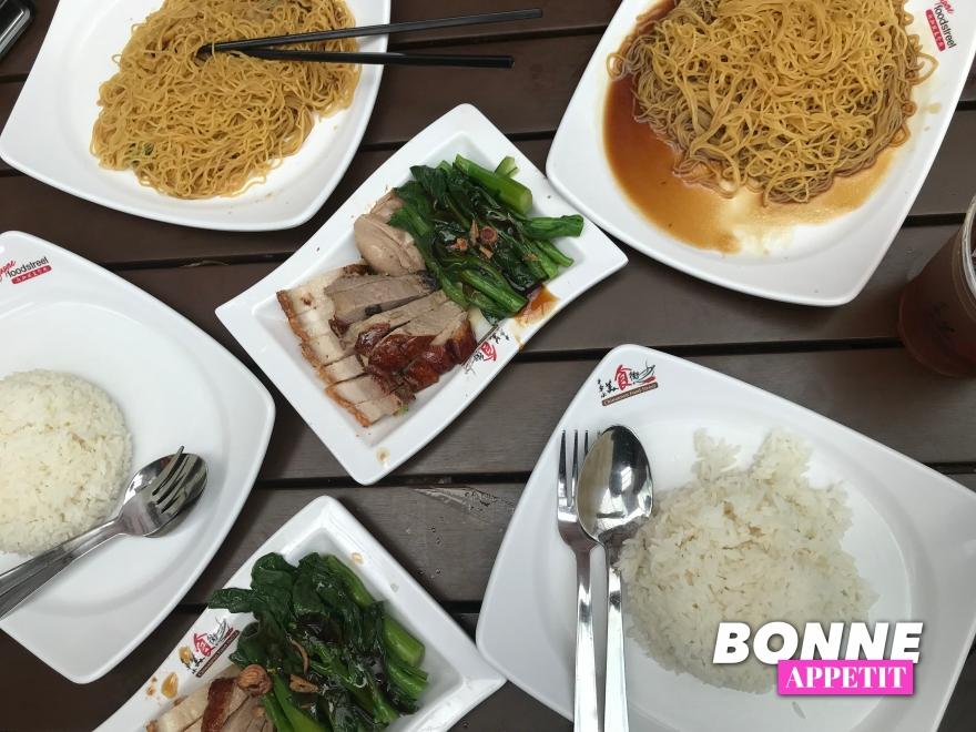 Tiong Bahru Meng Kee Roast Duck Chinatown Food Street