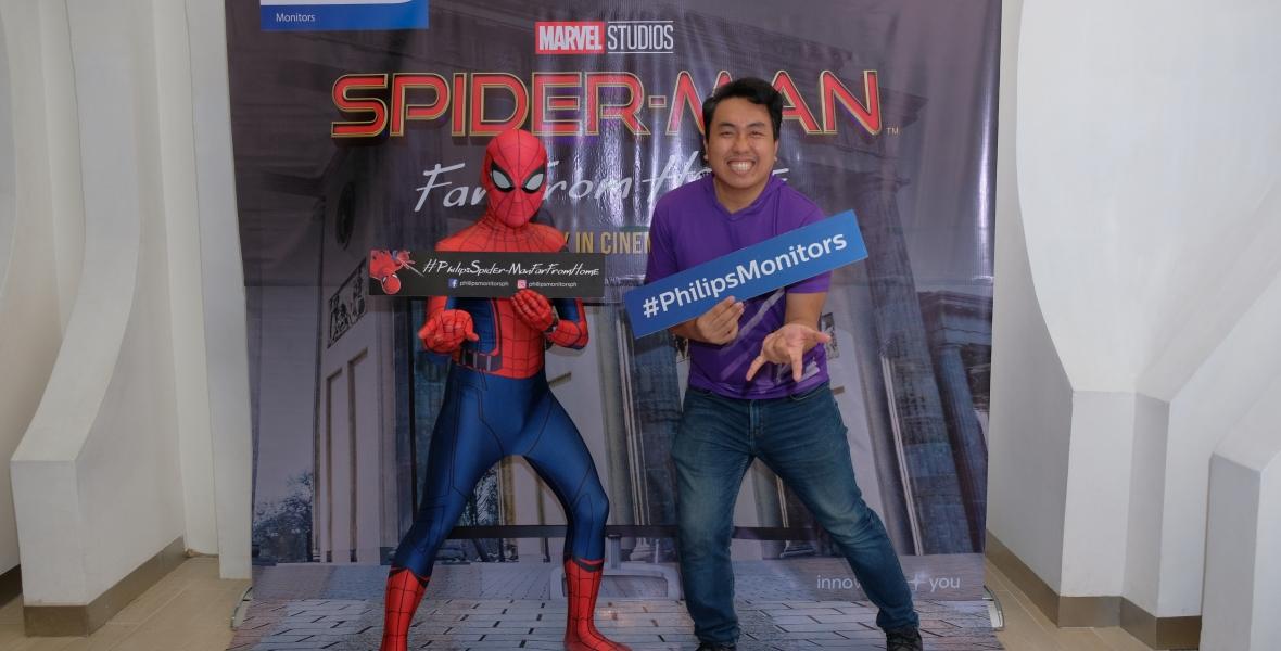 Spiderman Bonne Appetit