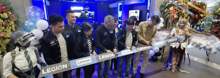 Lenovo Legion SM City Cebu City